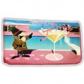 La Siesta - Pink Panther / Imitation Leather Pouch