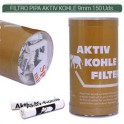 Adsorba Activated Charcoal filters 30s