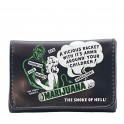 La Siesta Imitation Leather Pouch Mini
