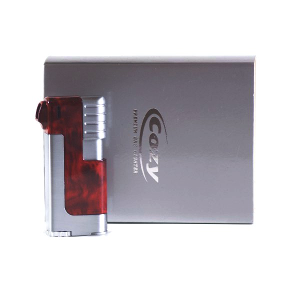 Cozy Pipe Lighter Red Sybarite Pipe